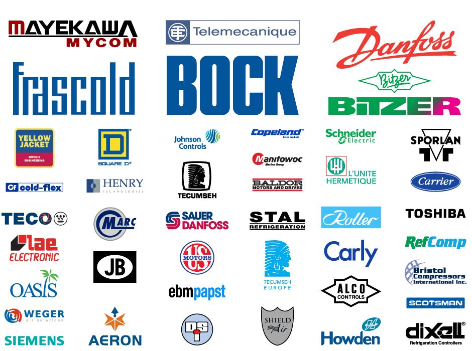 Parts Brand Logos