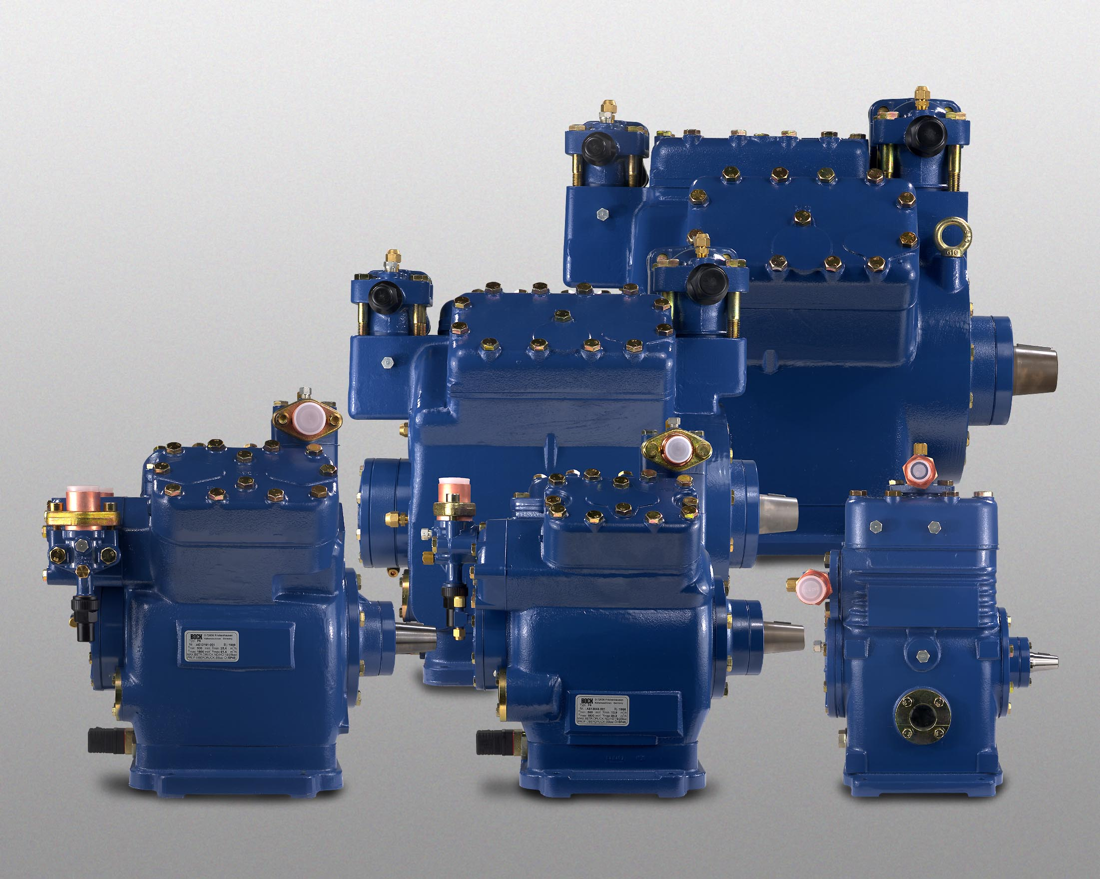 Bock compressor dealers